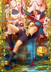 Hariko Inu - Year of the Dog by Prochaine