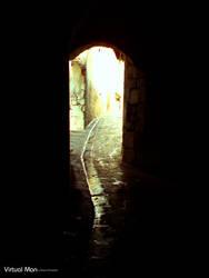 Aleppo Old Street by Virtual-Man