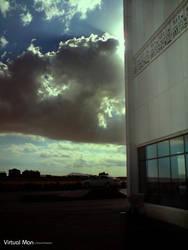 Kalamall clouds by Virtual-Man