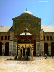 Omayad Mosque 2 by Virtual-Man
