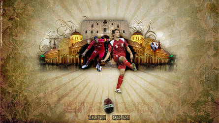 Syrian Team - Asian Cup by Virtual-Man