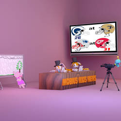 Mobius Kids News! by Spinosaurusking875