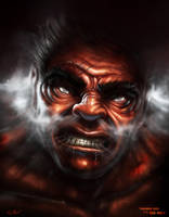 Marvel Portraits by lukemandieart