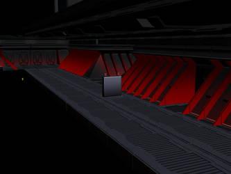 Max Steel Enviroment Images:  THI Cooridoor set 2 by zephre