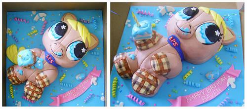 Littlest Pet Shop cake by Cakerific