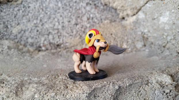 Pyroar Fighter by Yeeshastone