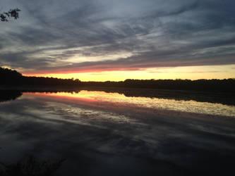 Red Sky At Night, Sailor's Delight by DazzledByNorrington