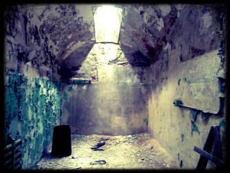 Trapped by DazzledByNorrington