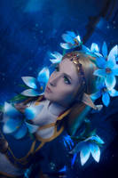 Silent Princess of Breath of the Wild by Odango-datte