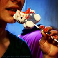 Hello Kitty by Fyrrea