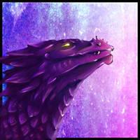 Dragon Icon by Fyrrea