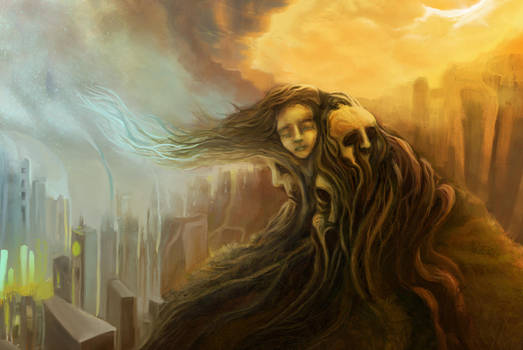 Atom Heart Mother by Fyrrea