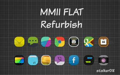MMII FLAT Refurbish by stalker018
