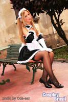 French Maid by MariRainha