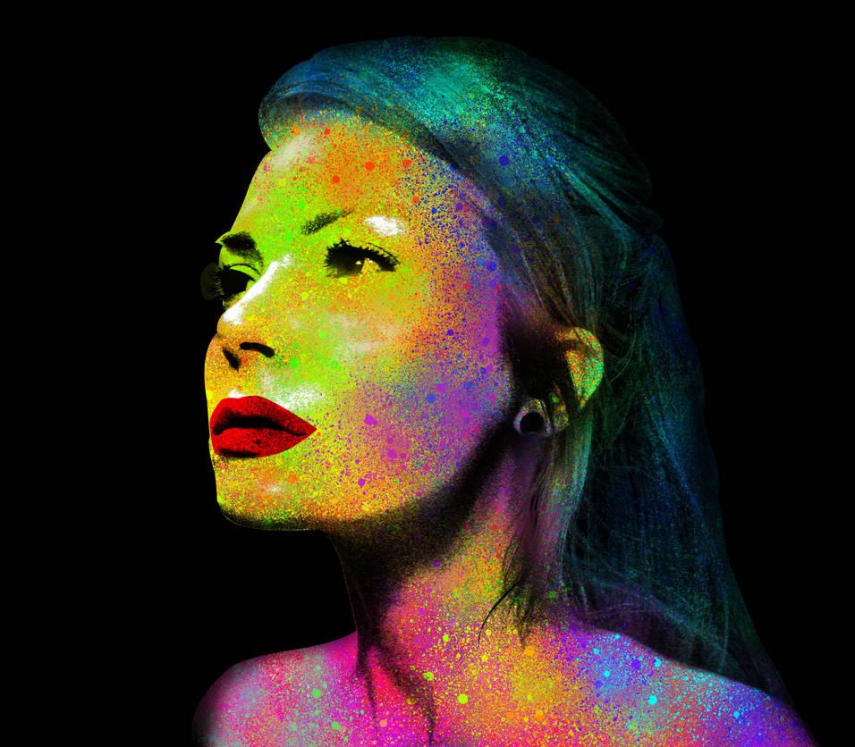 Rainbow Me by CherryLovesMango