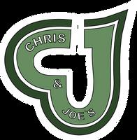 Chris and Joe's Logo-01 by Yus1f