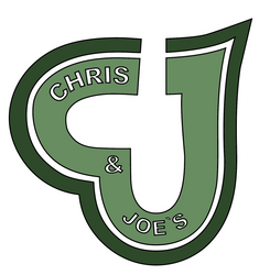 Chris and Joe's Logo-01 by Yus1f