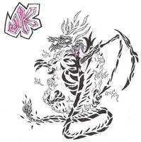 Dragon001 by Yus1f