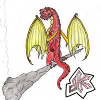 Dragon002 by Yus1f