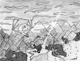 Dragon007 by Yus1f