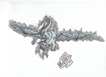 Dragon008 by Yus1f