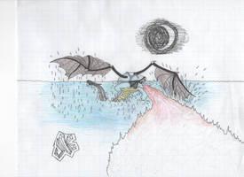 Dragon009 by Yus1f