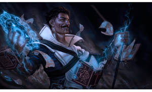 Dorian the Magister by Ymirr