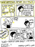 Heard - Omake - Not helping by BlinkyTheRed