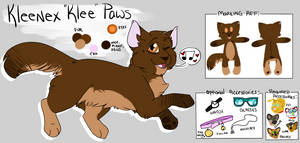 Klee Ref by d00dlen00dle