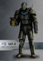 navy exosuit by SpOoKy777