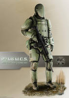 army M.C.S. by SpOoKy777
