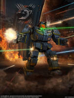 Battletech: Legends, cover -Betrayal of Ideals- by SpOoKy777
