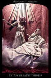 Extasy of Saint Theresa by Shippuunotenshi