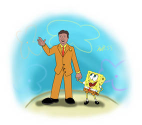 RIP Stephen Hillenburg by That-Adorable-Cat