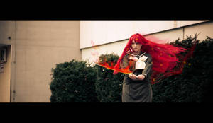 Flame Attak ~ Flame Haze Shana by Toastnascher