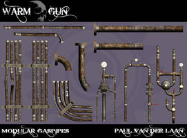 modular gaspipes by Hupie