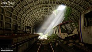 Metro station screenshots by Hupie