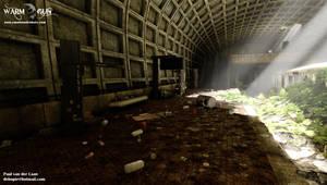 Metro station shot04 by Hupie