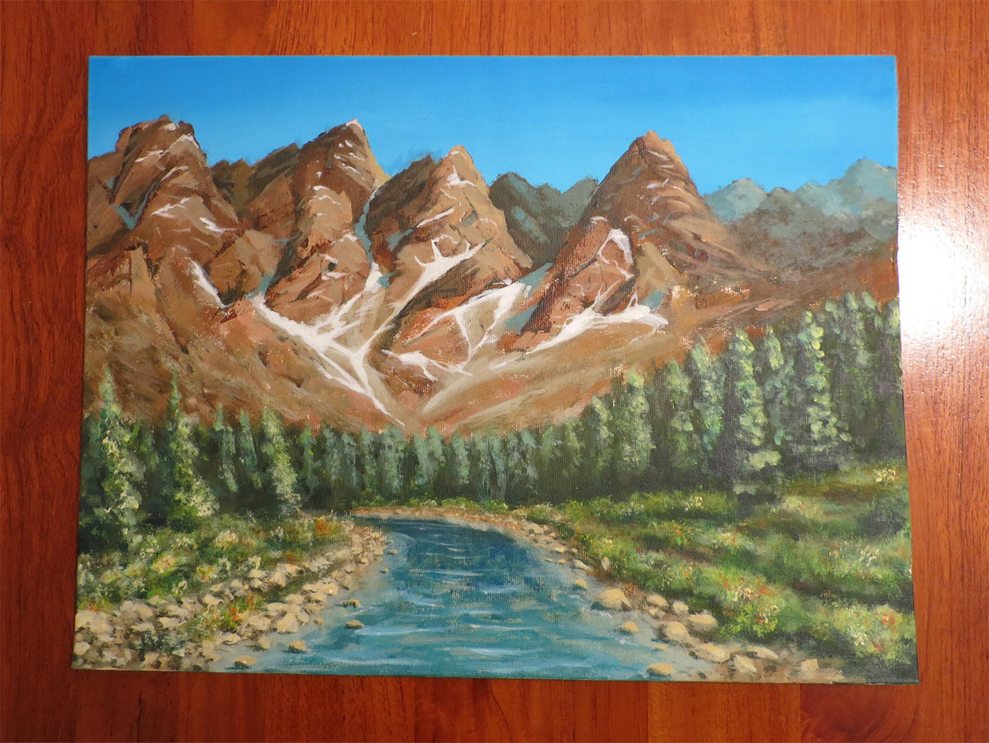 Dolomites landscape by Hupie