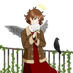 angel's breath by Walphish