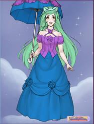 Princess Luna by cat55