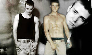 Justin Timberlake Blend by posh7896