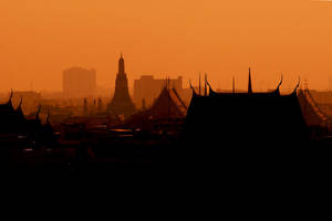 Siam City by CenkDuzyol