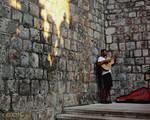 Playing for the Shadows by CenkDuzyol