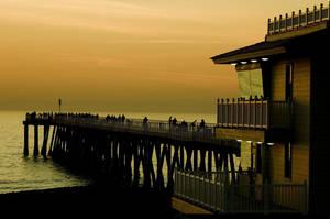 Hermosa Beach by CenkDuzyol