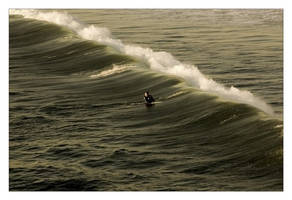 Surfing the Pacific v.2 by CenkDuzyol