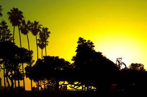 California Sunrise by CenkDuzyol