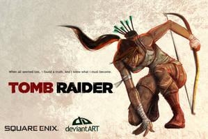 Tomb Raider Contest by UltimateTattts