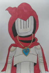 Specter Knight by Discarded-Cake