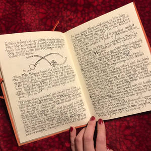 Red Book - Smoking Pipes by BrightsWanderings